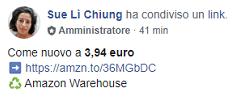 post su amazon warehouse
