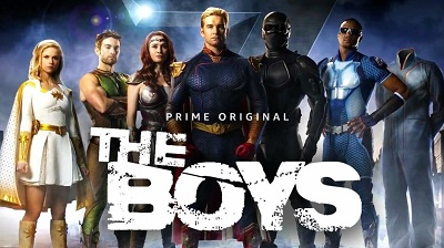 The Boys Amazon Prime Video Original