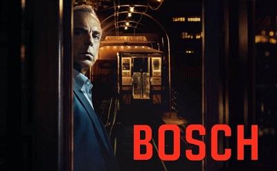 serie tv Bosch Amazon Prime Original