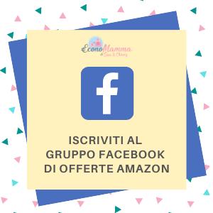 gruppo facebook offerte amazon