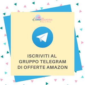 gruppo telegram di offerte amazon