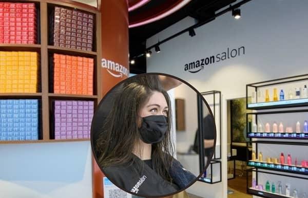 apre a Londra il primo parrucchiere Amazon Salon